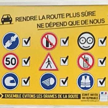 Définition et réflexion de campagne de communication, ici pour la sécurité routière du Cher